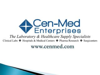 The Laboratory & Health Supply Specialists