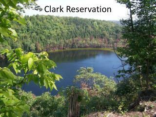 Clark Reservation