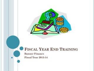 Fiscal Year End Training