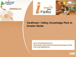 i Valley Greater Noida