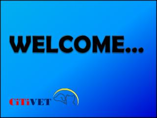 WELCOME�