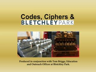 Codes, Ciphers &