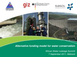 Alternative funding model for water conservation