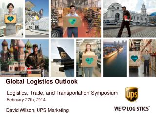 Global Logistics  Outlook