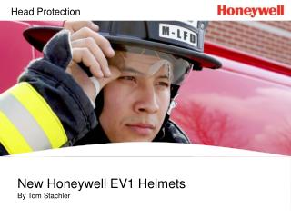 New Honeywell EV1 Helmets By Tom Stachler