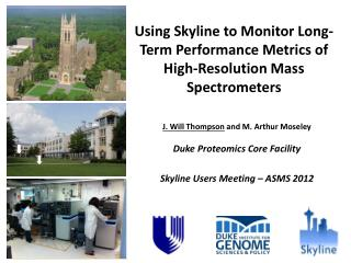 Using Skyline to Monitor Long-Term Performance Metrics of High-Resolution Mass Spectrometers