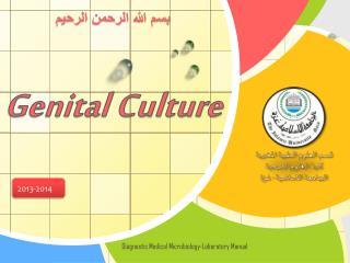 Genital Culture