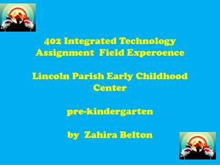 Lesson Plan  Teacher : Ms.  Zahira  Belton Subject Area:  Mathematics and Reading