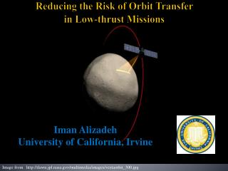 Reducing the Risk of  Orbit Transfer   in  Low-thrust Missions