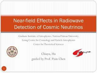 Near-field Effects in  Radiowave  Detection of Cosmic Neutrinos