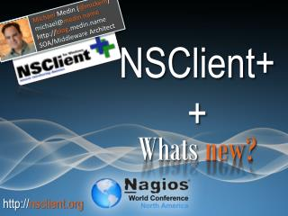NSClient++ Whats  new?