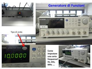 Generatore di Funzioni