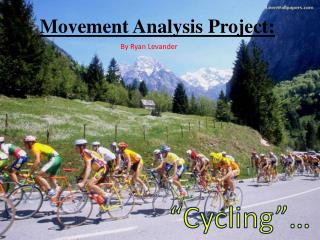 Movement Analysis Project: