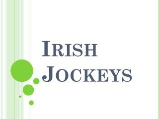 Irish Jockeys