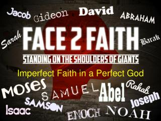 Imperfect Faith in a Perfect God