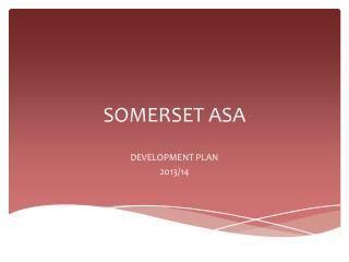 SOMERSET ASA