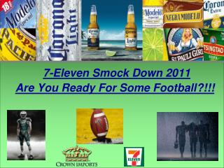 7-Eleven Smock  Down  2011