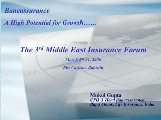 Mukul Gupta Presentation - PowerPoint Presentation