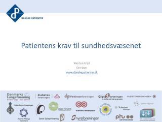 Patientens krav til sundhedsvæsenet