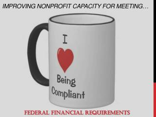Improving Nonprofit Capacity for  Meeting…