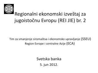 Svetska banka 5. jun 2012.