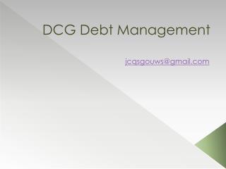 DCG Debt Management