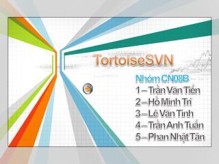 Nhóm CN08B 1 –  Trần Văn Tiến 2 –  Hồ  Minh  Trí 3 –  Lê Văn Tình 4 –  Trần Anh Tuấn