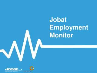 Jobat Employment Monitor