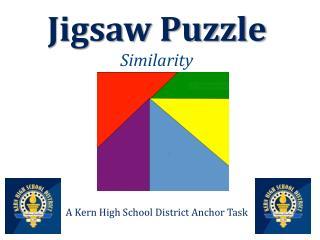 Jigsaw Puzzle Similarity