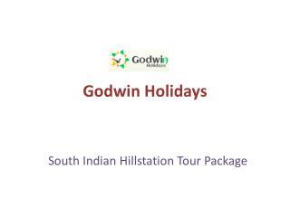 South India Hillstation Tour