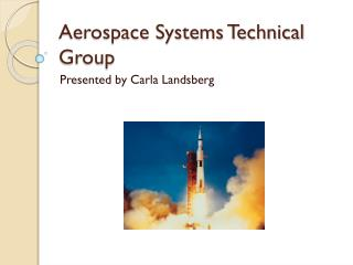 Aerospace Systems Technical Group