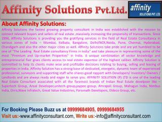 "Logix Plots Noida ""AffinityConsultant.com""| Logix project"