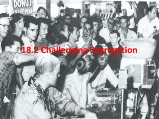 18.2 Challenging Segregation