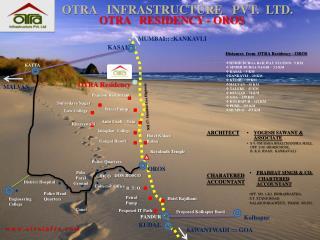 OTRA   INFRASTRUCTURE   PVT.  LTD.