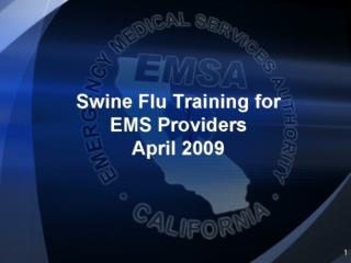 Objectives This program is designed to educate the EMS responder on the ...
