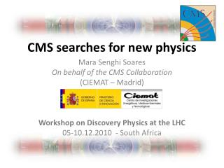 CMS searches for new physics