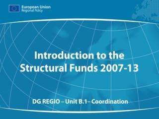 Part 7: Regional Economic Integration