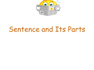 Sentence and Its Parts
