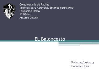 Fecha:25/09/2013 Francisco Pirir