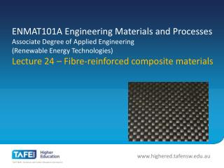 Fibre-reinforced composite materials