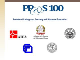 Problem Posing and Solving nel Sistema Educativo