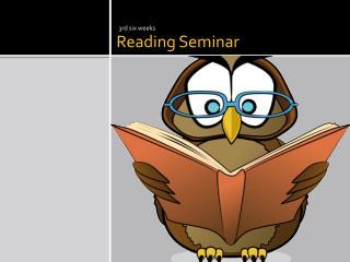 Reading Seminar