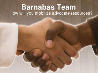 Barnabas Team