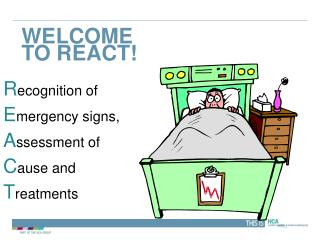 WELCOME TO REACT!