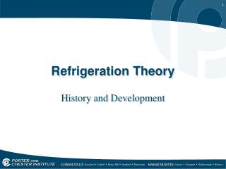 Refrigeration Theory