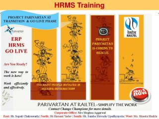 HRMS Training