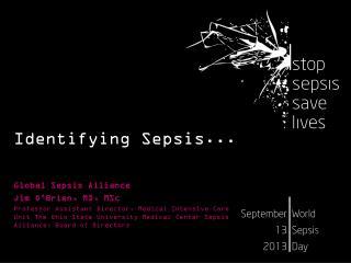 Identifying Sepsis...