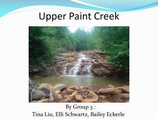 Upper Paint Creek