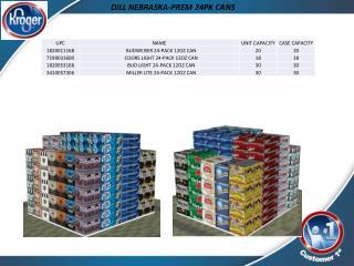 DILL NEBRASKA-PREM 24PK  CANS