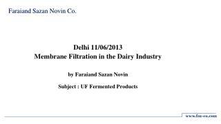Faraiand Sazan Novin  Co.